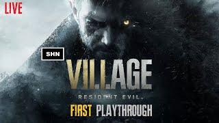 Resident Evil 8 Village 👻 전체 게임 게임 플레이를 통한 첫 플레이 해설 없음