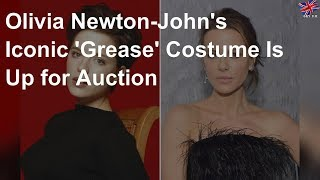 Olivia Newton-Johns Iconic Grease Costume Is Up For Auction