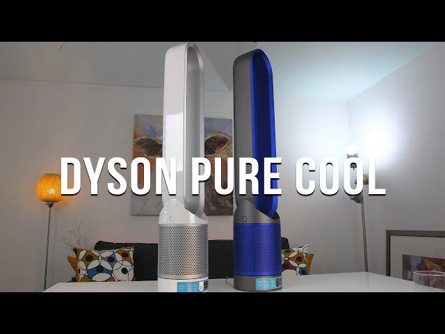 Compare Dyson Pure Cool Tp01 Vs Dyson Pure Cool Link Tp02
