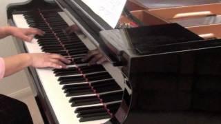 大河ドラマ「江~姫たちの戦国~」メインテーマ[HD]ピアノソロ