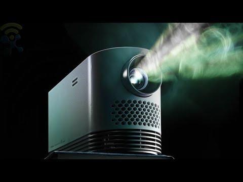 TOP 5 Best Projector 4K Ultra HD Smart Laser TV 2019