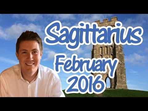 Sagittarius February HOROSCOPE 2016 | Astrology for Zodiac Sign SAGITTARIUS