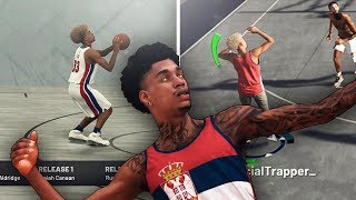 wet jumpshot for sharpshooting playmaker 2k19 - TH-Clip