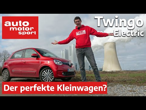 Renault Twingo Electric   Mit E-Antrieb zum perfekten Kleinwagen? - Fahrbericht   auto motor & sport
