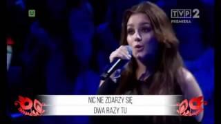 EWA FARNA - TU w Kocham Cię Polsko