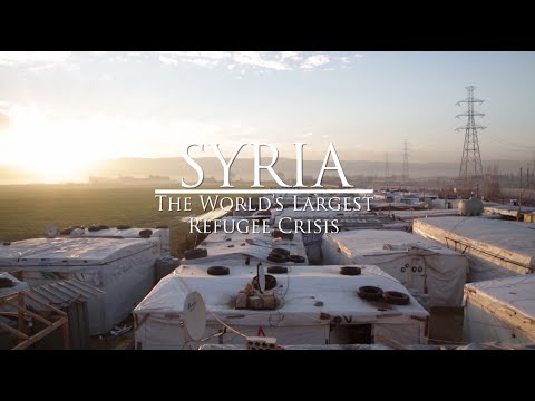 Download Syria: The World's Largest Refugee Crisis - Full Episode Mp4 HD Video and MP3