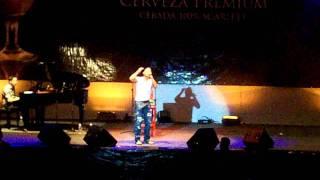Jon Secada   Amándolo Fragmento del Concierto en Lima   Febrero 9