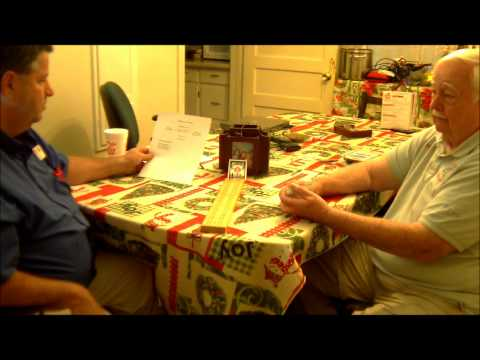 Henry Douglass Teaches Cribbage (Part 3 of 4)