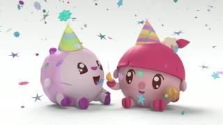 «Малышарики» поздравляют с Новым Годом! (#ОстановиВремя #МанекенЧеллендж)