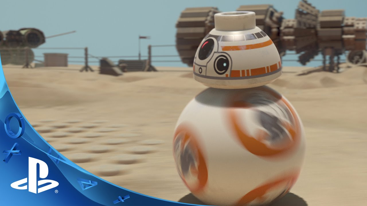 LEGO Star Wars: The Force Awakens Launching June 28th on PS4, PS3, PS Vita
