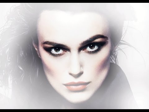 KEIRA KNIGHTLEY SMOKEY CAT EYE (INTERVIEW MAGAZINE) TUTORIAL - SUPER QUICK!!!!