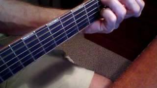 Dan Fogelberg- Wisteria guitar lesson