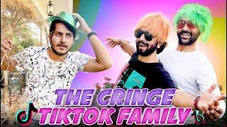 The Cringe TikTok Family  II Nazarbattu