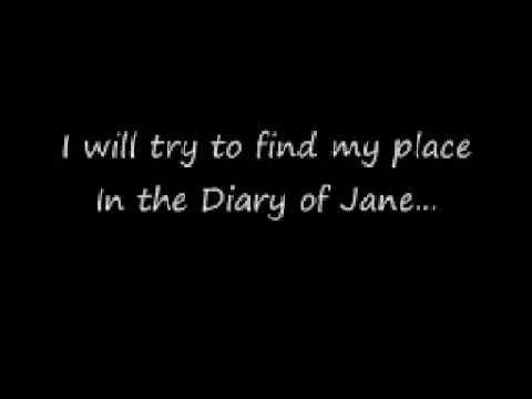 Breaking Benjamin The Diary Of Jane Wiki Ultimate Guitar