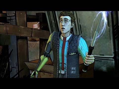 Tales from the Borderlands : vidéo de lancement