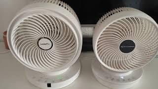 LeaderPro vs. MYCARBON - Vergleich der beiden Ventilator Konkurrenten