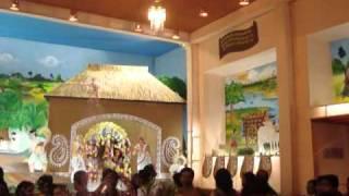 preview picture of video 'Siliguri Durga Puja 2010 - Rabindra Sangha, Rabindra Nagar'