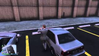 GTA 5 spawn location of the karin Futo