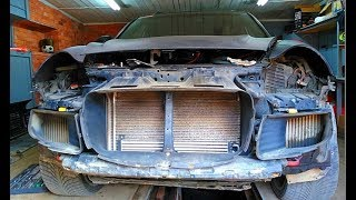 Первые трудности. Porsche TURBO S за 330к. Монстр. Эпизод 4.
