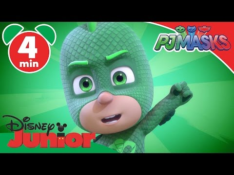 PJ Masks   The Missing Gekko-Mobile   Disney Junior UK