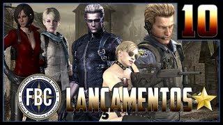 Resident Evil 4 Coletânea de Mods #10 Skins Corrigidas / Lançamentos / Pack de Armas.