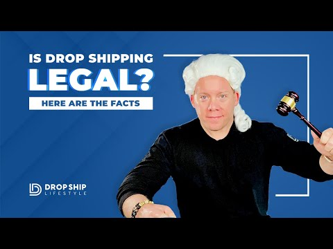 , title : 'Is Drop Shipping Legal? | Drop Shipping in 2021 (Here Are the Facts)