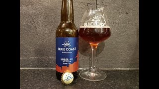 Blue Coast Amber Ale By Blue Coast Brewing Company | French Craft Beer Review