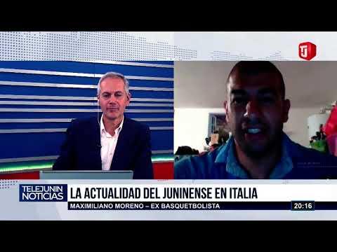 Entrevista con Maxi Moreno