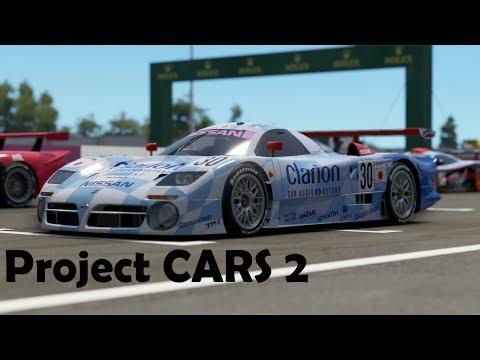 Project CARS 2 | Nissan R390 GT1 | Le Mans
