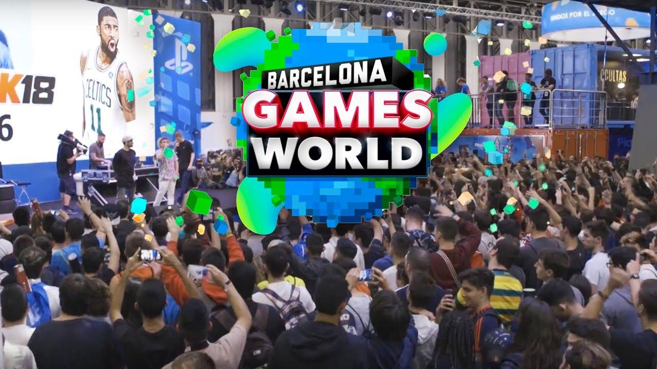 Barcelona Games World cierra sus puertas por todo lo alto