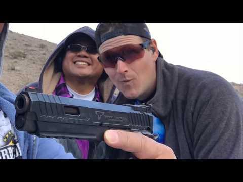 2019 Bad Beat Shootout - NEW TTI 2011 COMBAT MASTER