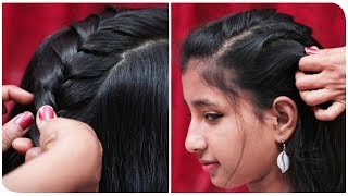 Super Easy Party Wear Hairstyle | Easy Hairstyle For Party | Ladies Fashion