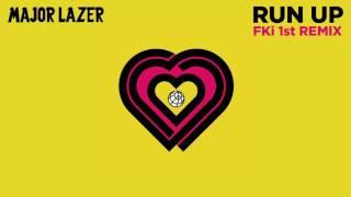 Major Lazer - Run Up (feat. PARTYNEXTDOOR & Nicki Minaj) [FKi 1st Remix]