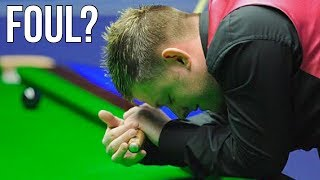 Snooker Biggest Controversies