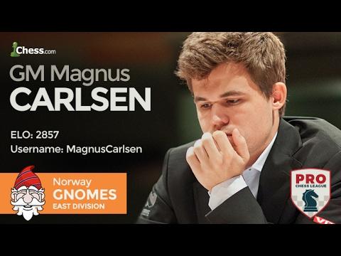 PRO Chess League Broadcasts: Magnus Carlsen Seeks Revenge