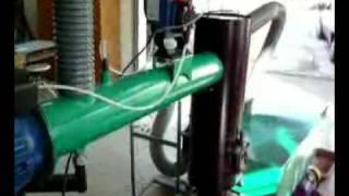 F1 in production - Wood Pellet Mill, Biomass Pellet Press, Pellets, гранул, пеллет