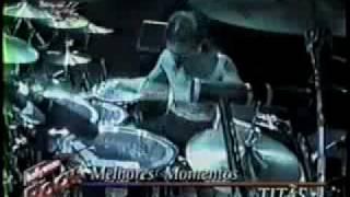 Titãs - Agonizando, ao vivo, no Hollywood Rock 94