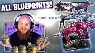 I BOUGHT ALL THE BLUEPRINTS!!! FT. COURAGEJD, NOAHJ456 & TREVOR MAY