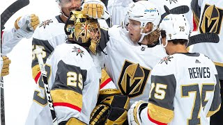 Fleury, Karlsson propel Knights to amazing OT win by NHL