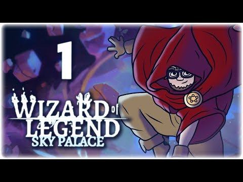 New Update! | Part 1 | Let's Play: Wizard of Legend: Sky Palace Update | PC Gameplay HD 60fps