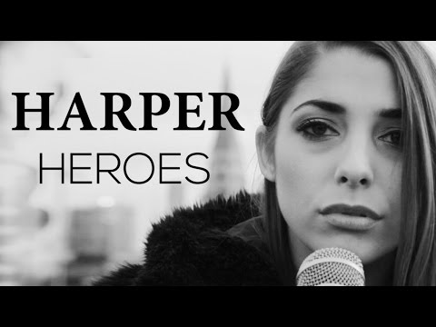 David Bowie - Heroes (Harper Cover)