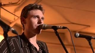Joel Plaskett performs Love this Town in Dartmouth Nova Scotia