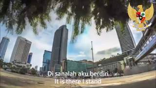 National Anthem of Indonesia - Indonesia Raya (Indonesia Independence Day 2017)
