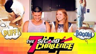 Катя Ткаченко, 7 SECOND CHALLENGE! | ВЫЗОВ Сделай за 7 секунд