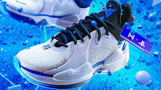 PlayStation 5 Nike Sneakers (Official Video) by Game News