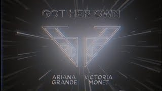 Ariana Grande & Victoria Monét   Got Her Own (Charlie's Angels Soundtrack)(Official Audio)