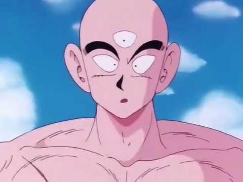 Goku deja a Ten Shin Han sin pantalones - Latino