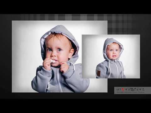 Детский комбинезон Лайт с капюшоном