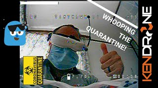 KENDRONE FPV - Whooping the quarantine in Kenya (March+April 2020)