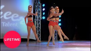 Dance Moms: Trio Dance - Buckle Up (Season 4) | Lifetime
